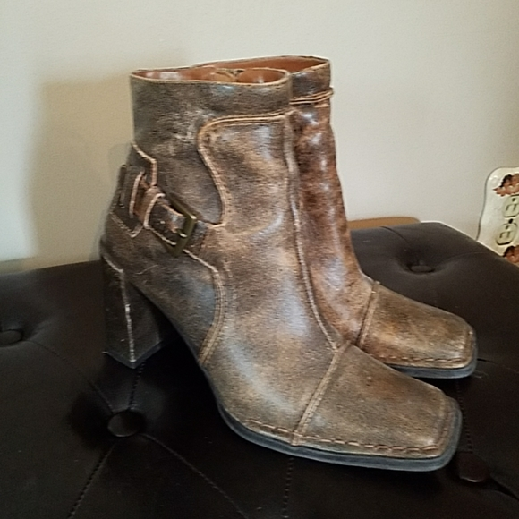 PAZZO Shoes - Pazzo made in Brazil 6 shoe Boot